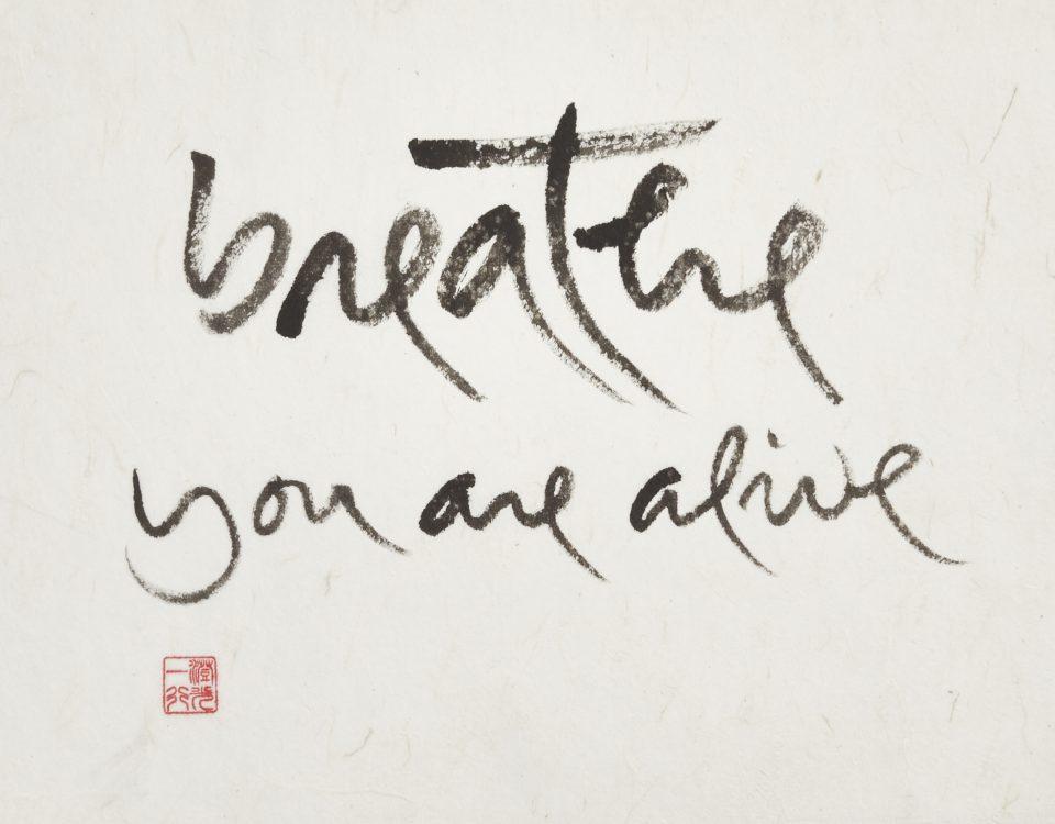 respira sei vivo