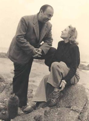 Pablo Neruda e Delia del Carril - Mindfulness Sardegna